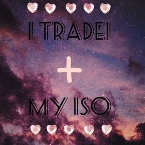 💜 ISO Traders/ ISO list 💜